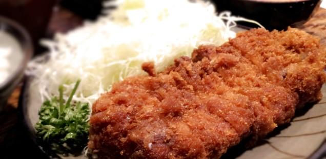 【新宿】豚珍館でトンカツを喰らう