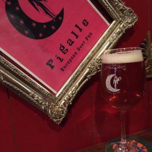 【三軒茶屋のParis】Pigalle(ピガール)で飲むクラフトビールは絶品