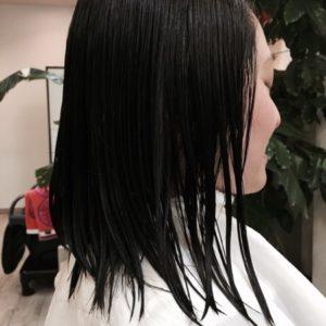 【お客様リアルスタイル】ミディアム→人生初ショート