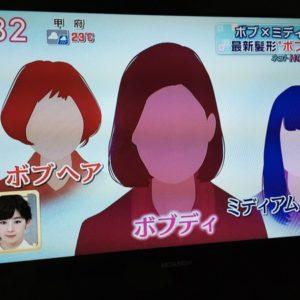 【へえ〜】流行りの髪型!?ボブディってなに?
