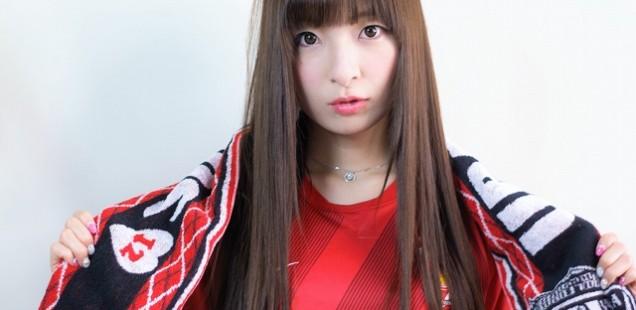 【浦和レッズ女子】の髪をキレイにして撮ってみた ver.3