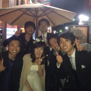 友人の結婚パーティーに行って思ったこと