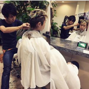 【美容師の営業後】カットされたら、カットしてあげるのは美容師あるある?
