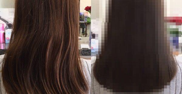 4ヶ月美容室に行けなかったヘアが、キレイに大変身【オッジィオット×スロウ】