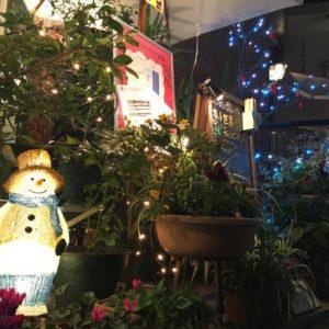 うちの店のインスタがクリスマス感煽りまくってきてる