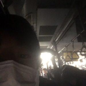 「電車に乗ってて急に真っ暗になる。」これって珍しい?