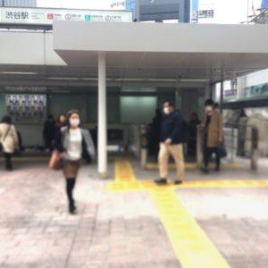 【朗報】渋谷駅の東急線に通じるエスカレーターがついに開通したぞ