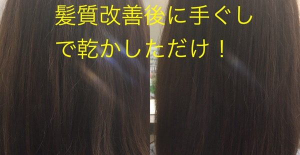 髪の毛伸ばしたい!けど傷んでるから、毛先だけ切るか迷ってる方へ。