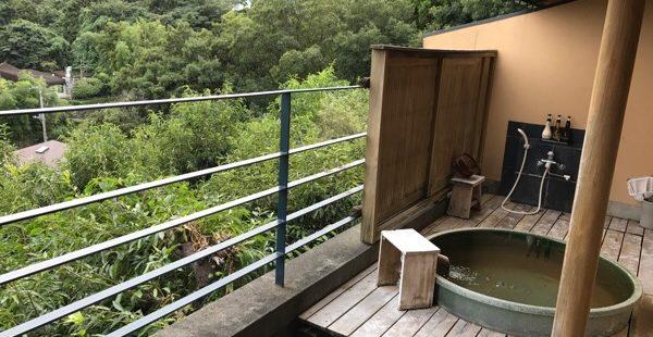 遅れてやってきた夏休みは伊豆で家族と。