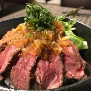 【浦和ランチ】肉!!カルネジコの「赤身ステーキ丼」が美味過ぎる