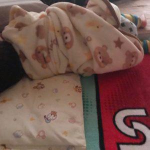 子育てあるある。寝かし付けで一緒に寝落ちる