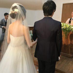 弟の結婚式にて@大宮ラ・クラリエール(ラクラリエール)