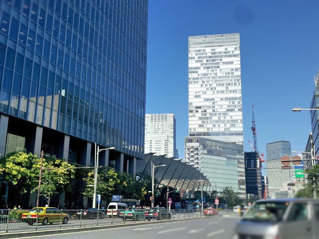 東京駅という場所