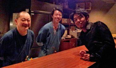 【代々木上原】青は和食のおいしいお店