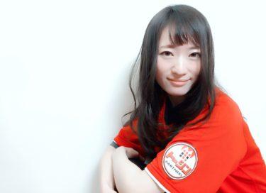 【浦和レッズ女子】の髪をキレイにして撮ってみた