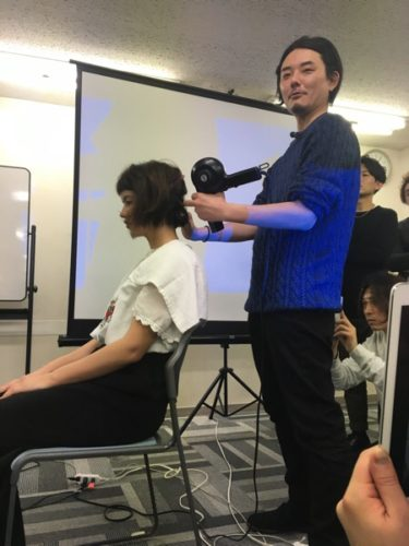 """【2016.第3回マルチバース】美容業界一の""""キングブロー""""を学んできた"""