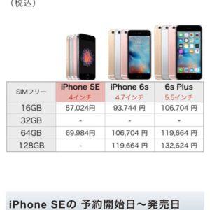 【デカ過ぎた人に朗報!?】新型iPhone SEはiPhone5sサイズのiPhone6S性能