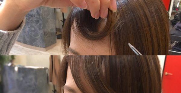 【前髪がうまく流れない・流せないあなたへ】美容師が教える、簡単な前髪の流し方