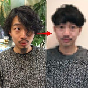 【イメチェン】カットだけで「坂口健太郎」に変身させてしまった話。