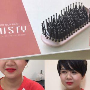 【スタイリング動画あり】話題のブラスティーが「ショートヘア」にも使えるのか試してみた