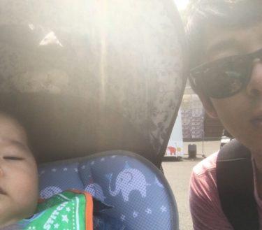 動物園に赤ちゃんを連れてくと「アレルギー予防で免疫アップする」って本当?@上野動物園