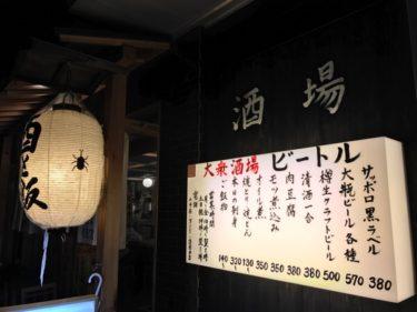 浦和に「大衆酒場・BETTLE(ビートル)」ができたから行くしかないぞ