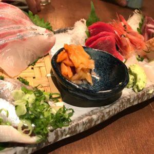 浦和で海鮮居酒屋行くなら「魚浪人(ぎょろうにん)」で間違いない