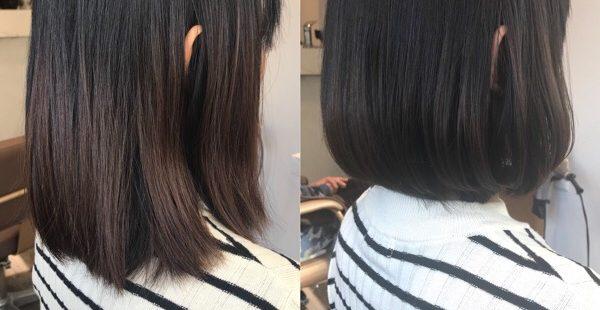 【産後の髪】10ヶ月振りのサロン来店のお客様を綺麗に。