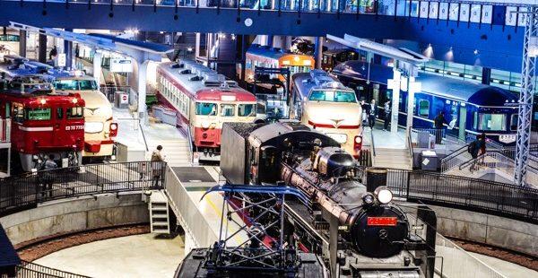 大宮 鉄道博物館は子どもが最高に喜ぶ、埼玉一の観光名所!?