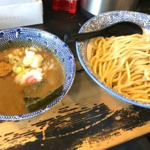 【大宮ラーメン】狼煙(のろし)本店のつけ麺はやはり美味かった